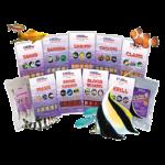 Alimento para peces e invertebrados