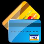 Pago con tarjeta de débito o crédito