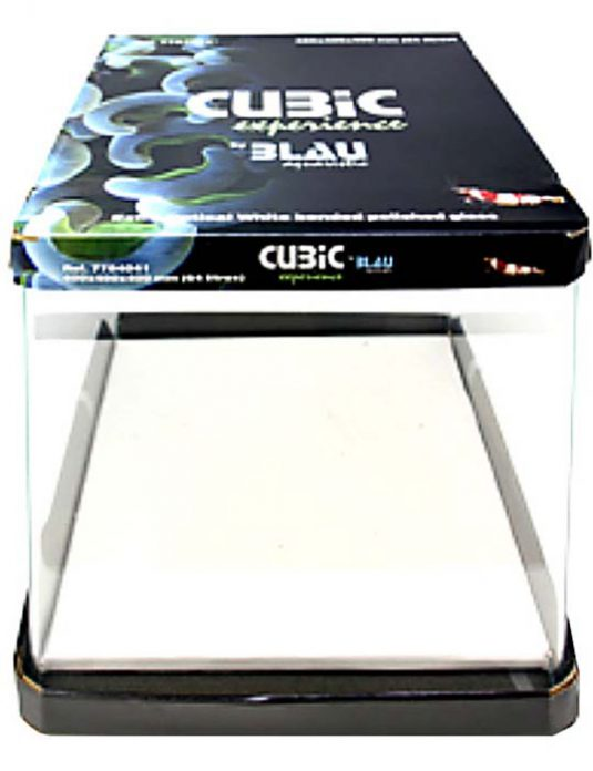 Acuario Blau Cubic cubo