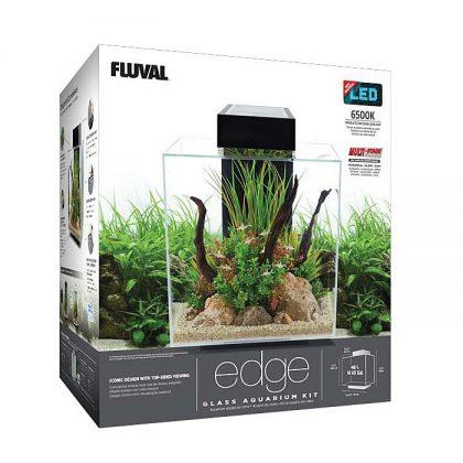 Acuario Fluval Edge 43L caja