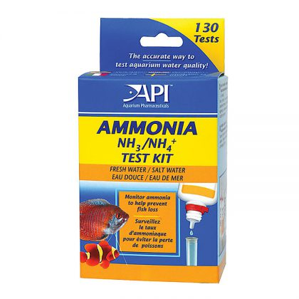 Kit test Amoniaco API