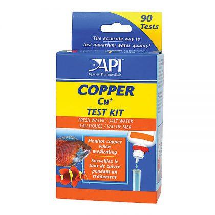 Kit test Cobre API