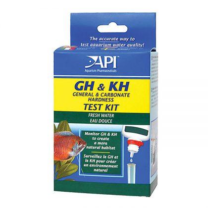 Kit test GH y KH API