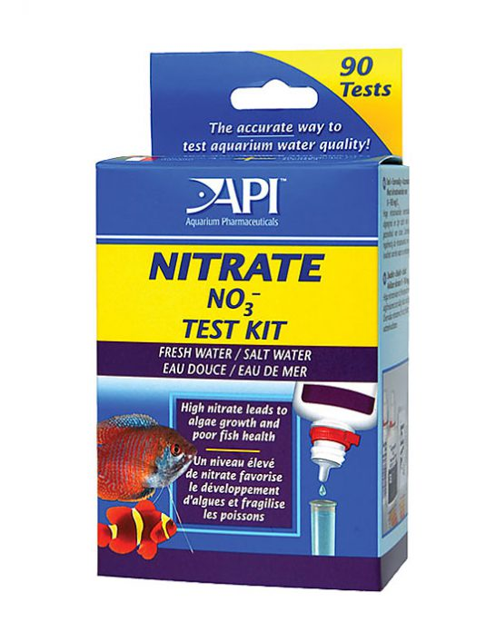 Kit test de nitratos API