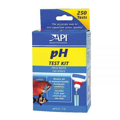 Kit test pH API