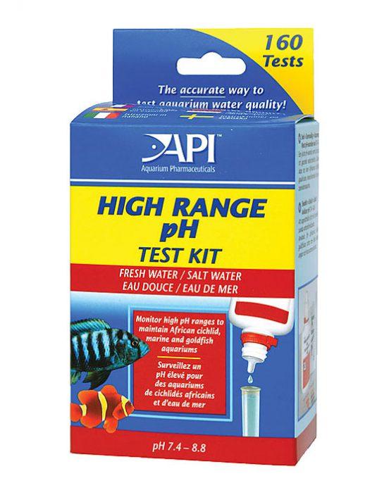 Kit test rango alto API