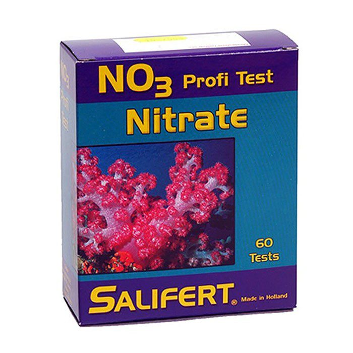 Test Nitratos Salifert para agua marina