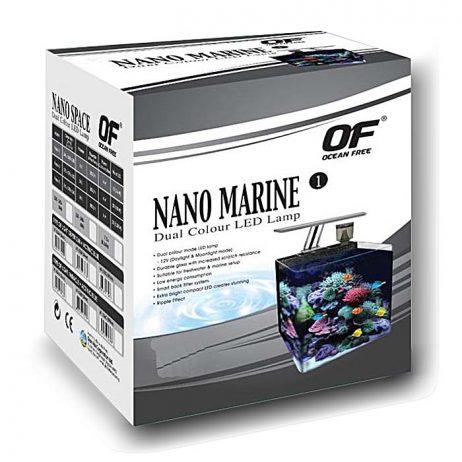 Acuario Nano Marine Ocean Free