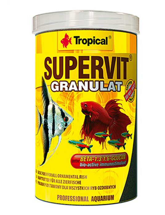 Tropical Supervit Basic Granulat