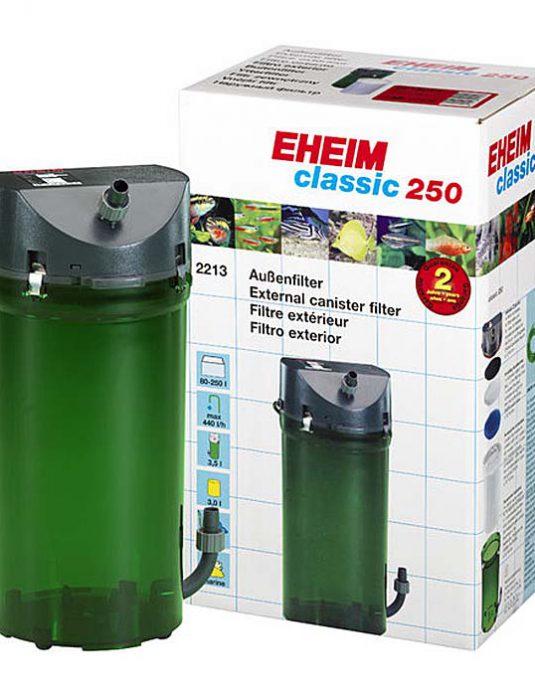 Filtro exterior Eheim Classic 250
