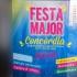 Cartel Fiesta Mayor Concordia
