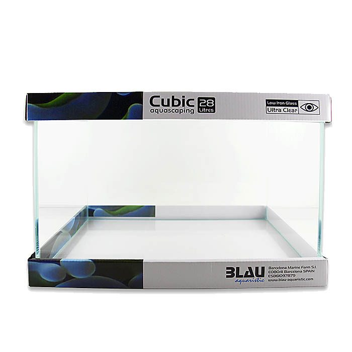 Acuario Cubic Aquascaping 28