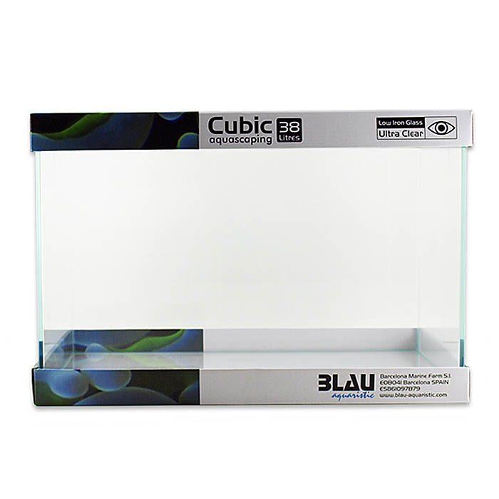 Acuario Cubic Aquascaping 38