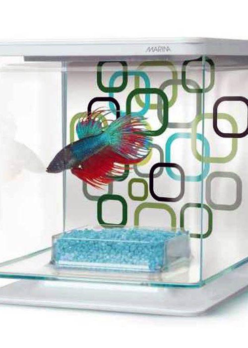 Marina Betta Kit Geo Bubbles