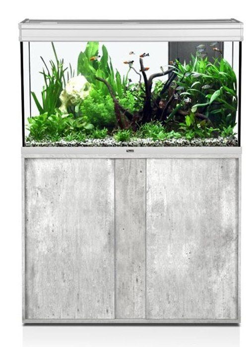 Acuario Elegance Expert 100 cemento