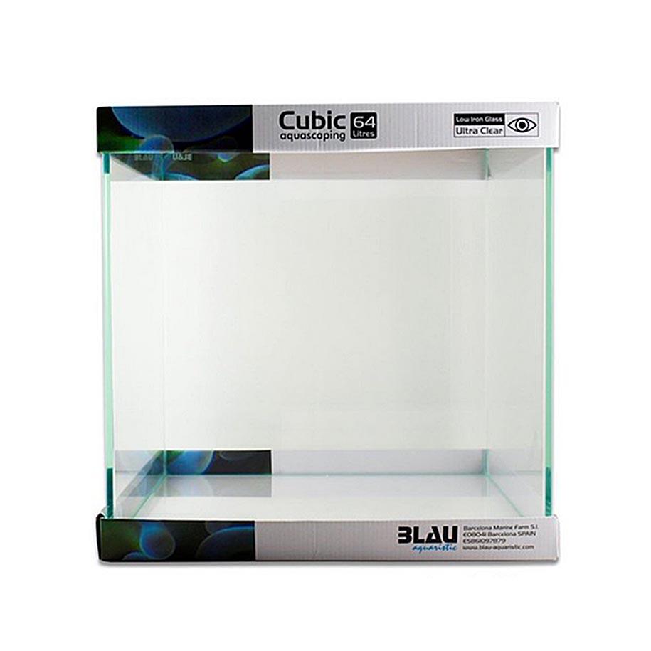 Acuario Cubic Aquascaping 64