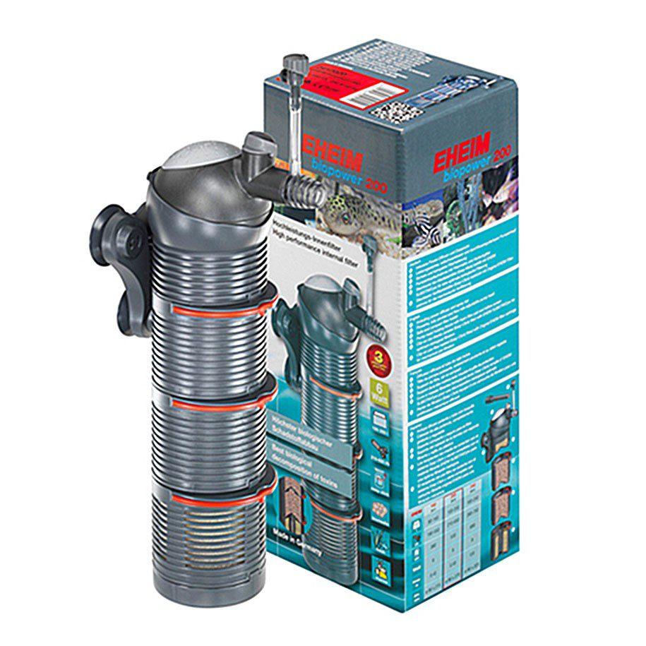 Filtro EHEIM Biopower 200 con envase