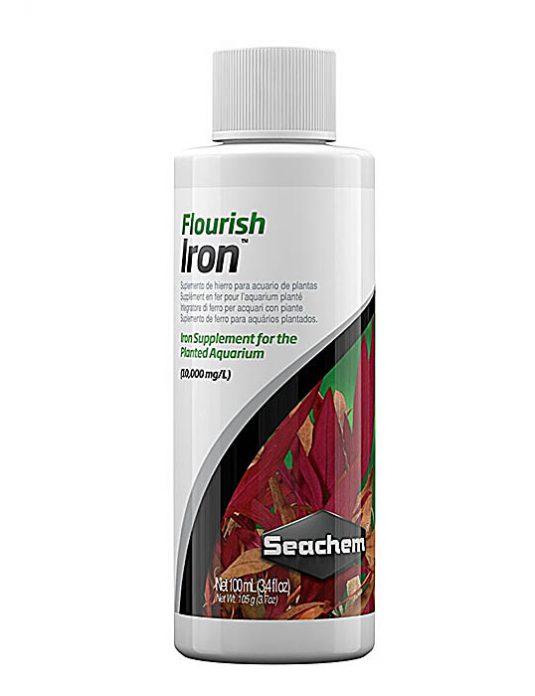 Flourish Iron