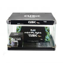 Kit Acuario Cubic 13L