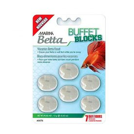 Marina Betta Buffet Blocks