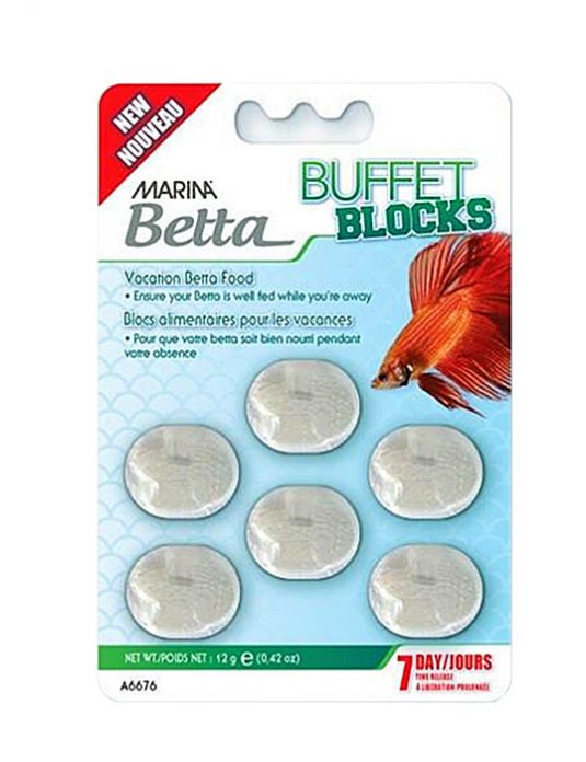 Marina Betta Buffet Blocks