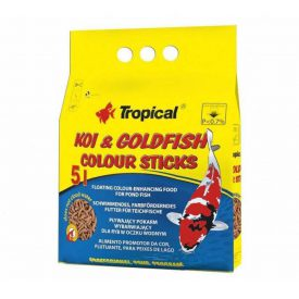 Koi & Goldfish Colour Sticks 5L