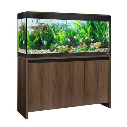Fluval Roma 240 led bluetooth nogal