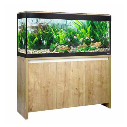 Fluval Roma 240 led bluetooth roble